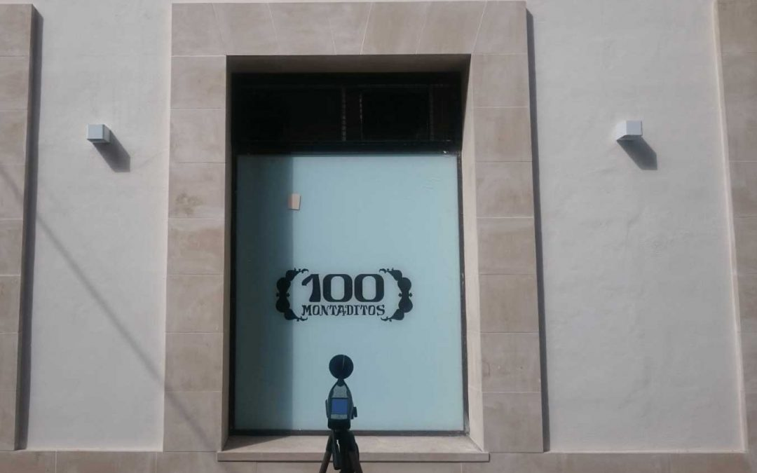 Tratamiento acústico: 100 Montaditos – Úbeda.