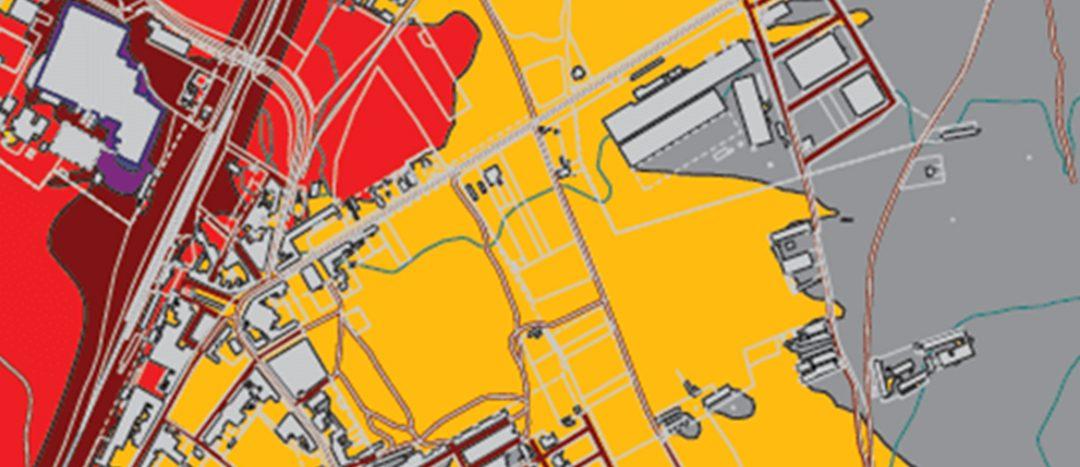Ruido en las ciudades: Mapa de ruido, mapa estratégico de ruido