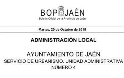 Ordenanza de ruido Jaén. Protección Contra la Contaminación Acústica