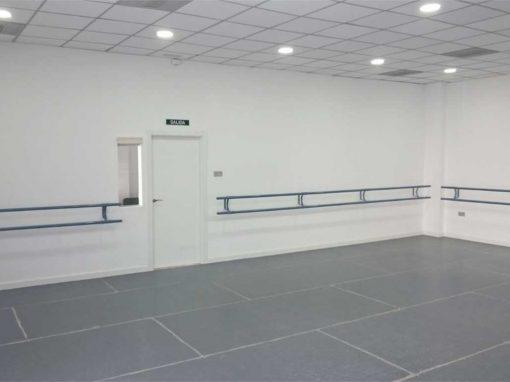 Ingeniería: Proyecto adecuación Escuela de baile