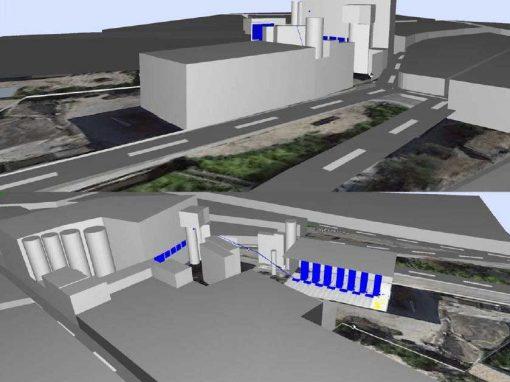 Acústica Ambiental: Estudios Acústicos: San Marcos-Canena